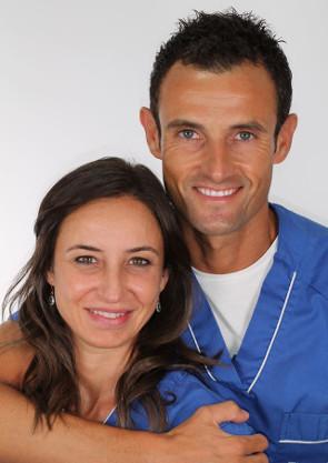 Diego y Marta Peydro